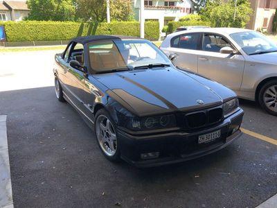 gebraucht BMW 320 Cabriolet 3er i E36 M