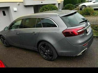 gebraucht Opel Insignia Opc