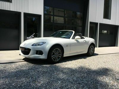 gebraucht Mazda MX5 Roadster-Coupé 1.8i 16V Exclusive