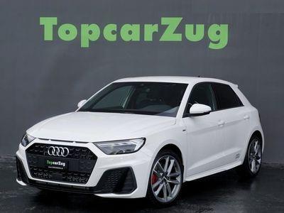 gebraucht Audi A1 Sportback 40 TFSI S Line