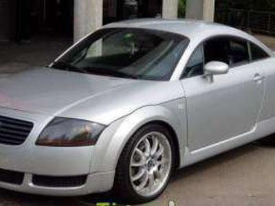 gebraucht Audi TT Benzin