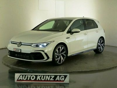 gebraucht VW Golf 8 2.0 TDI R-Line Automat 2020