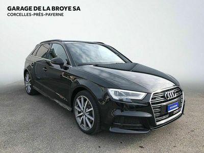 gebraucht Audi A3 Sportback  2.0 40 TFSI Design qu. S-Tr