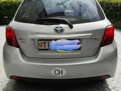 gebraucht Toyota Yaris Hybrid Yaris Vendocambio automatico