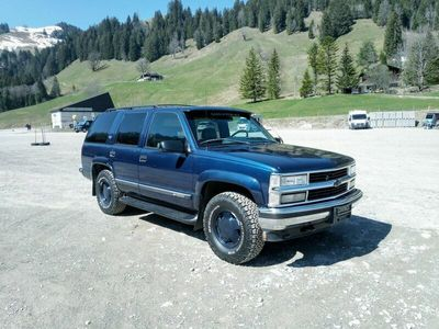gebraucht Chevrolet Tahoe 5.7 V8 4x4 LS