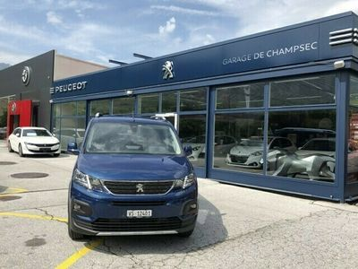 gebraucht Peugeot Rifter 1.5 BlueHDi Allure