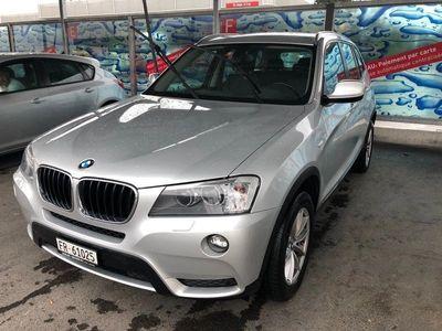 gebraucht BMW X3 xDrive 20d Steptronic