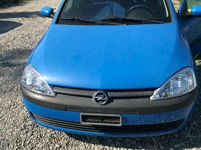 gebraucht Opel Corsa Mit MFK