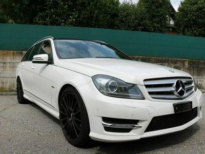 gebraucht Mercedes C300 C-Klasse C 300 CDI Avantgarde 4Matic 7G-Tronic C-KlasseCDI Avantgarde 4Matic 7G-Tronic