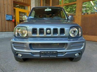 gebraucht Suzuki Jimny 1.3 16V GL Top