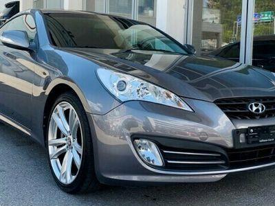 gebraucht Hyundai Coupé Genesis 2.0 Turbo