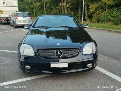 gebraucht Mercedes SLK230 Kompressor Final Edition