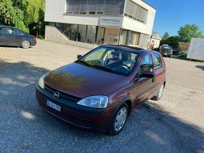 gebraucht Opel Corsa 1.2 16V 5 Türig