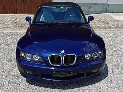 gebraucht BMW Z3 1.9 Cabrio 1998