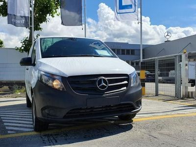 gebraucht Mercedes Vito 116 CDI Lang 4Matic 7G-Tronic