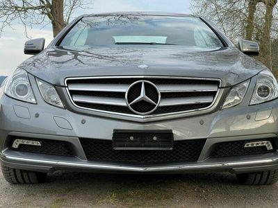 gebraucht Mercedes E350 E-Klasse Schönes Mercedes Coupémit nur 58000 km