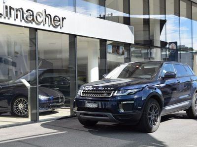 gebraucht Land Rover Range Rover evoque 2.0 TD4 Autobiography AT9
