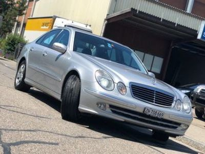 gebraucht Mercedes E320 E-Klasse