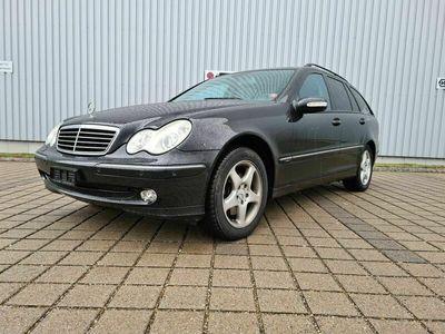 gebraucht Mercedes C240 Avantgarde 4Matic Automatic