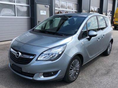 gebraucht Opel Meriva 1.4 Turbo Active Edition Automatic