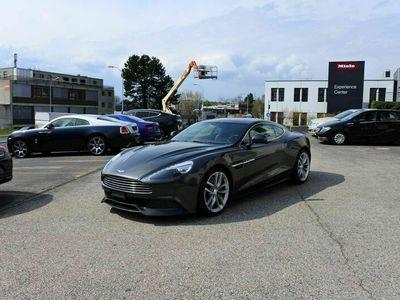 gebraucht Aston Martin Vanquish V12 5.9-48 Touchtronic 3