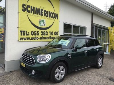 gebraucht Mini Cooper Countryman ALL4 6-Gang 136PS