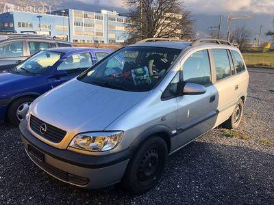 gebraucht Opel Zafira 1.8 (7-Plätzer)