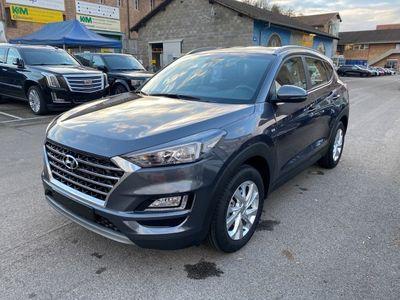 gebraucht Hyundai Tucson 1.6 CRDI Amplia Mild Hybrid 2WD