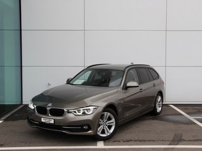 gebraucht BMW 320 d xDrive Touring Sport