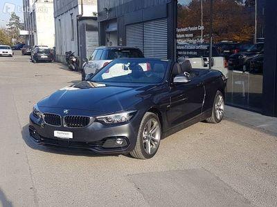 gebraucht BMW 430 Cabriolet xDrive Sport Line Steptronic