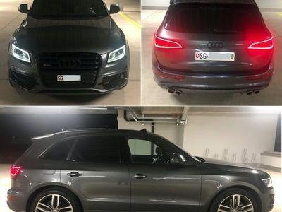 gebraucht Audi SQ5 3.0 BiTDI CH-Fahrzeug