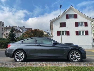 gebraucht BMW 428 i Coupé xDrive Sport Line Steptronic