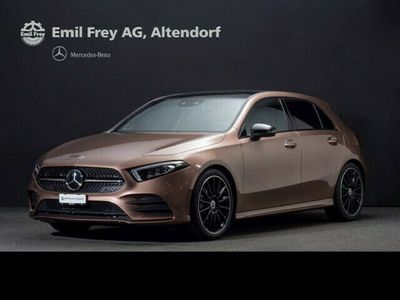 gebraucht Mercedes A180 Night Star AMG-Line