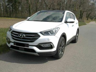 gebraucht Hyundai Santa Fe 2.2 CRDI Vertex 4WD Automatic 7 Plätze