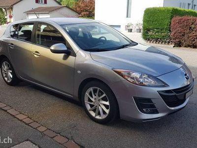 gebraucht Mazda 3 1.6 Exclusive+