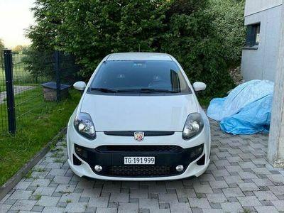 gebraucht Fiat Punto Evo Punto Abarth 1.4 im Originalzustand