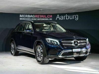 gebraucht Mercedes GLC350 Exclusive 4Matic
