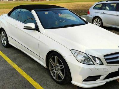 gebraucht Mercedes E220 E-Klasse Mercedes e220 Cabrio W207 AMG Paket Automat E-Klasse MercedesCabrio W207 AMG Paket Automat