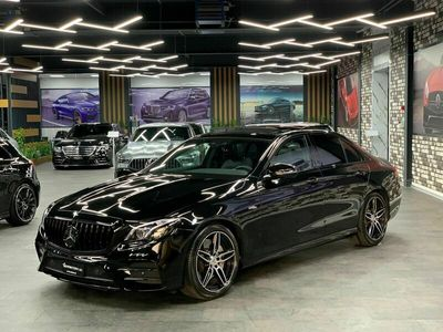 gebraucht Mercedes E53 AMG E-KlasseAMG 4Matic+ Speedshift MCT ALL BLACK EDITION 1
