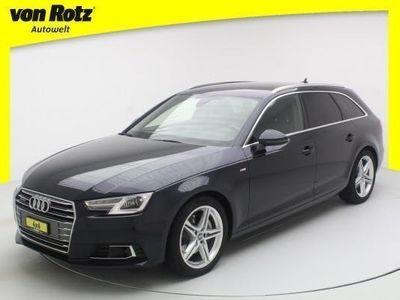 gebraucht Audi A4 Avant 2.0 TDI S line quattro