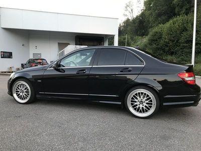 gebraucht Mercedes C250 C-Klasse MercedesCDI w204 AMG line