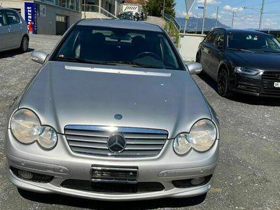 gebraucht Mercedes C230 C-Klasse CL203 CoupéKomp.