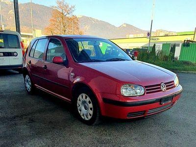 gebraucht VW Golf IV 1.6 B04 Nur 164 370 Km