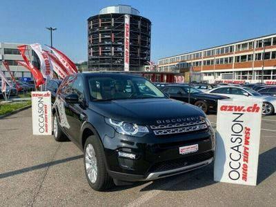gebraucht Land Rover Discovery Sport 2.0 SD4 HSE 240PS Aut.