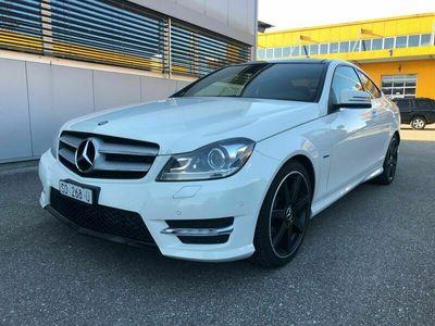 gebraucht Mercedes C250 CDI Coupé 7G-Tronic AMG Line