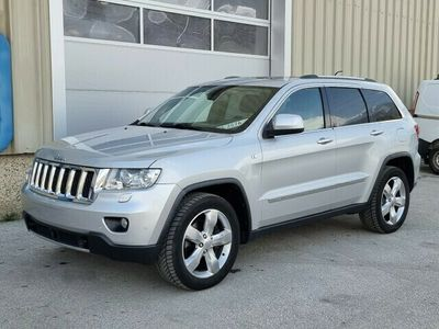 gebraucht Jeep Grand Cherokee 3.6 V6 Overland Automatic
