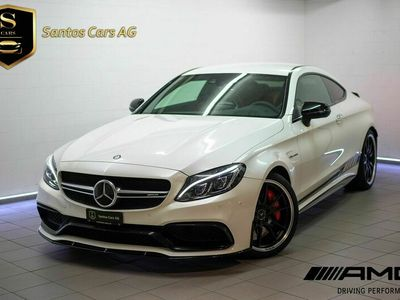 gebraucht Mercedes C63S AMG C-KlasseAMG Edition 1 Speedshift
