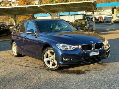 gebraucht BMW 318 3er d xDrive Touring