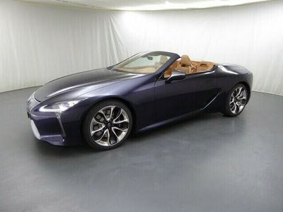 gebraucht Lexus LC 500 Cabriolet V8 excellence Automatic