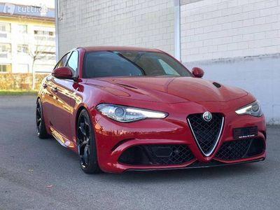 gebraucht Alfa Romeo Giulia 2.9 V6 Quadrifoglio